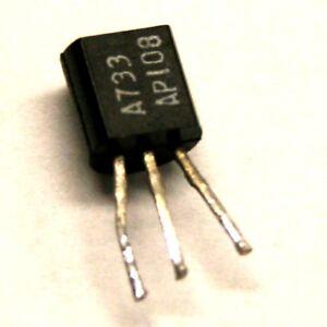 Pulled original transistor 2SA733 Group: P