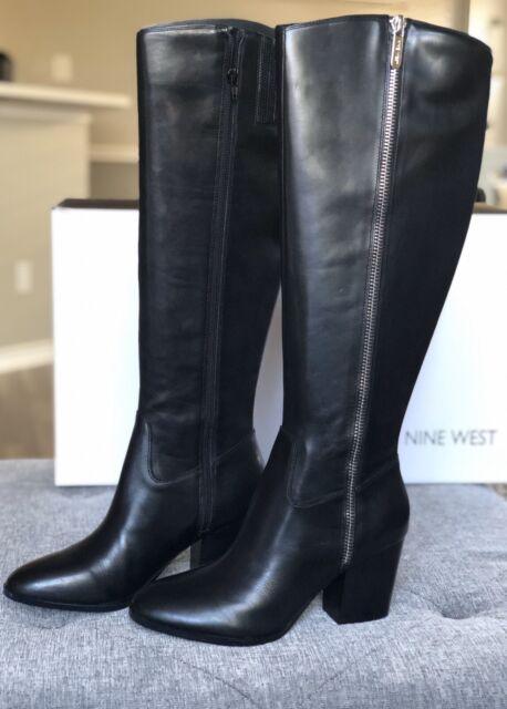 Nine West Womens CELIO Knee-high Boot