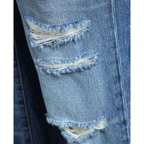 Jack /& Jones Herren Jeans MIKE 700 in Blau