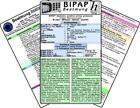 BIPAP Beatmungs-Karten-Set (3er Set) - Medizinische Taschen-Karte (2014, Gebundene Ausgabe)
