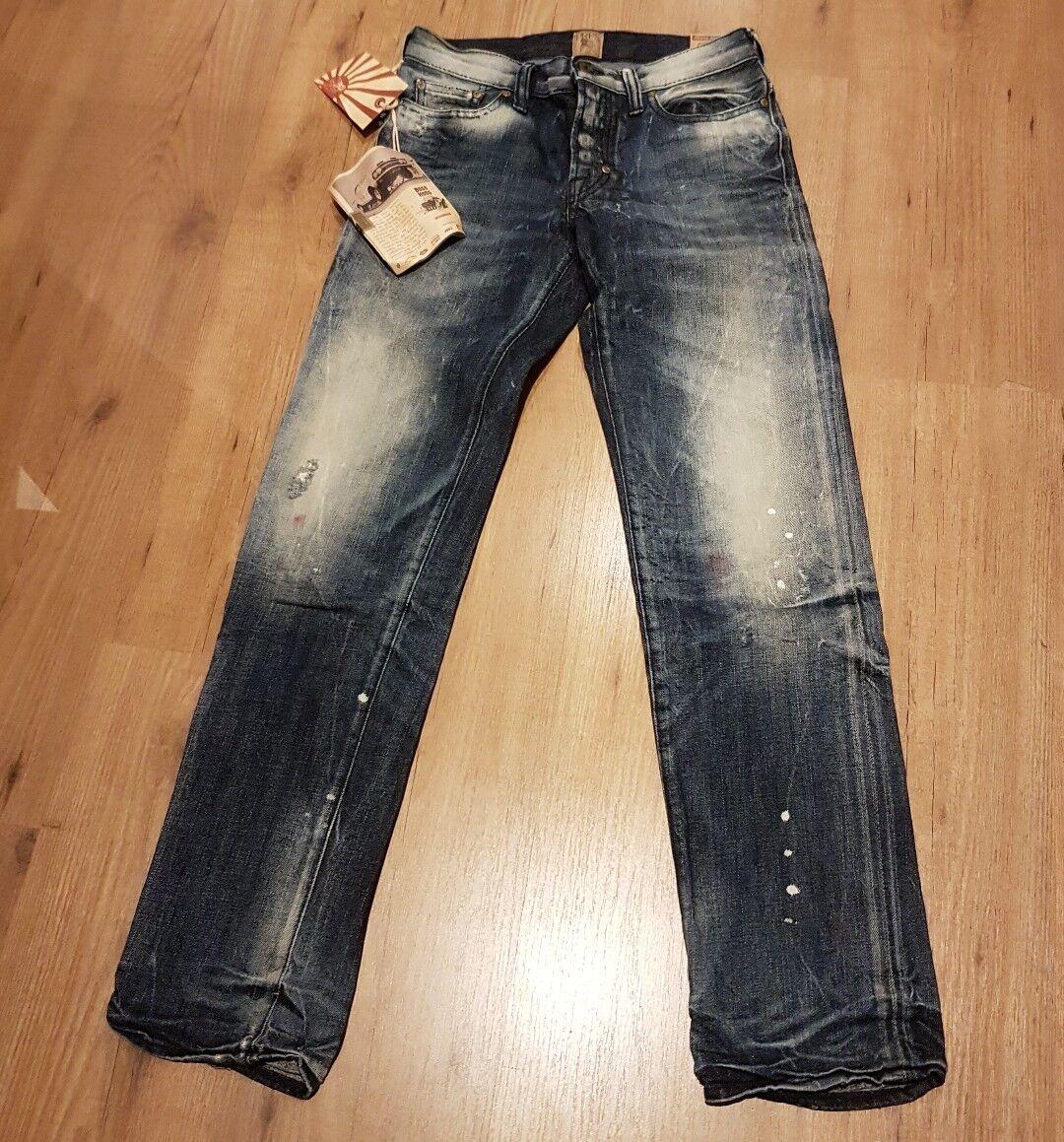 PRPS Goods and Co. Rambler Indigo RWP Jeans