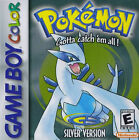 Pokémon: Silver Version (Nintendo Game Boy Color, 2000)