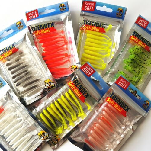"BEHR Trendex Soft Mini Rubber Fish /""5 cm/"""