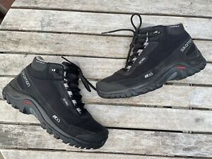 SALOMON Shelter Outdoor Hiking Boots Shoes Men's Size 7