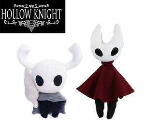 Hollow-Knight-White-Plush-Doll-Silksong-Hornet-Ghost-Stuffed-Toy-Kid-Xmas-Gift