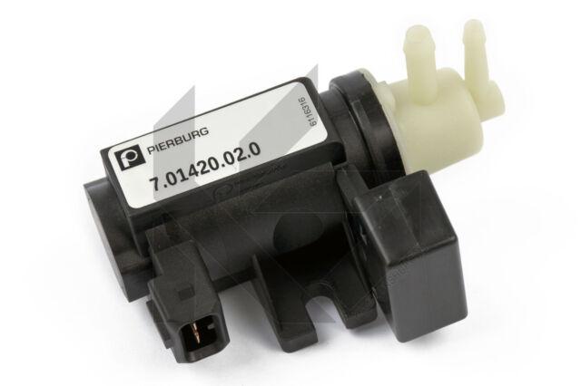 7.01420.02.0 PIERBURG Druckwandler, Turbolader OPEL Astra Insignia 1,9 2,0 CDTI