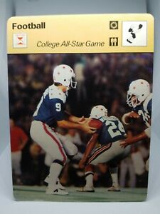 1978-SPORTSCASTER-NFL-CARD-21-18-COLLEGE-ALL-STAR-GAME-NCAA-MINT-CONDITION