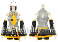 Vocaloid Neru Akita Cosplay Costume full set (No headphone)
