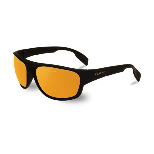 f1c198e681 Vuarnet Vl-1402 Authentic DESIGNER Sunglasses Frames Black