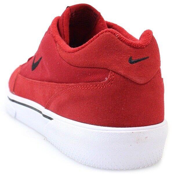 Nike sb zoom gts palestra rosso bianco nero occasionale occasionale occasionale pattinare 819846-601 (611), scarpe da uomo 6f80eb