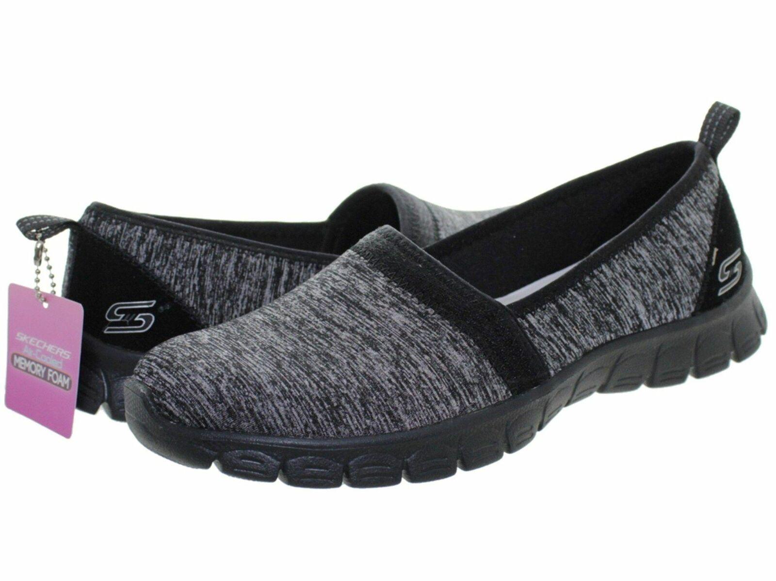 Skechers EZ Flex 23436 Black Swift