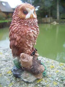Mo0522 Figurine Statuette Statue Chouette Hibou Grand Duc Rapace 4gjdu9hr-07222850-147029515