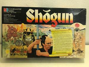 Shogun-von-MB-Gamemaster-Series-deutsch-Strategiespiel-Taktik-Risiko-War-RAR