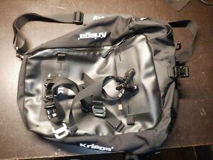 Kriega-Motorcycle-Universal-Rear-Tail-Pack-Luggage-Waterproof-Used