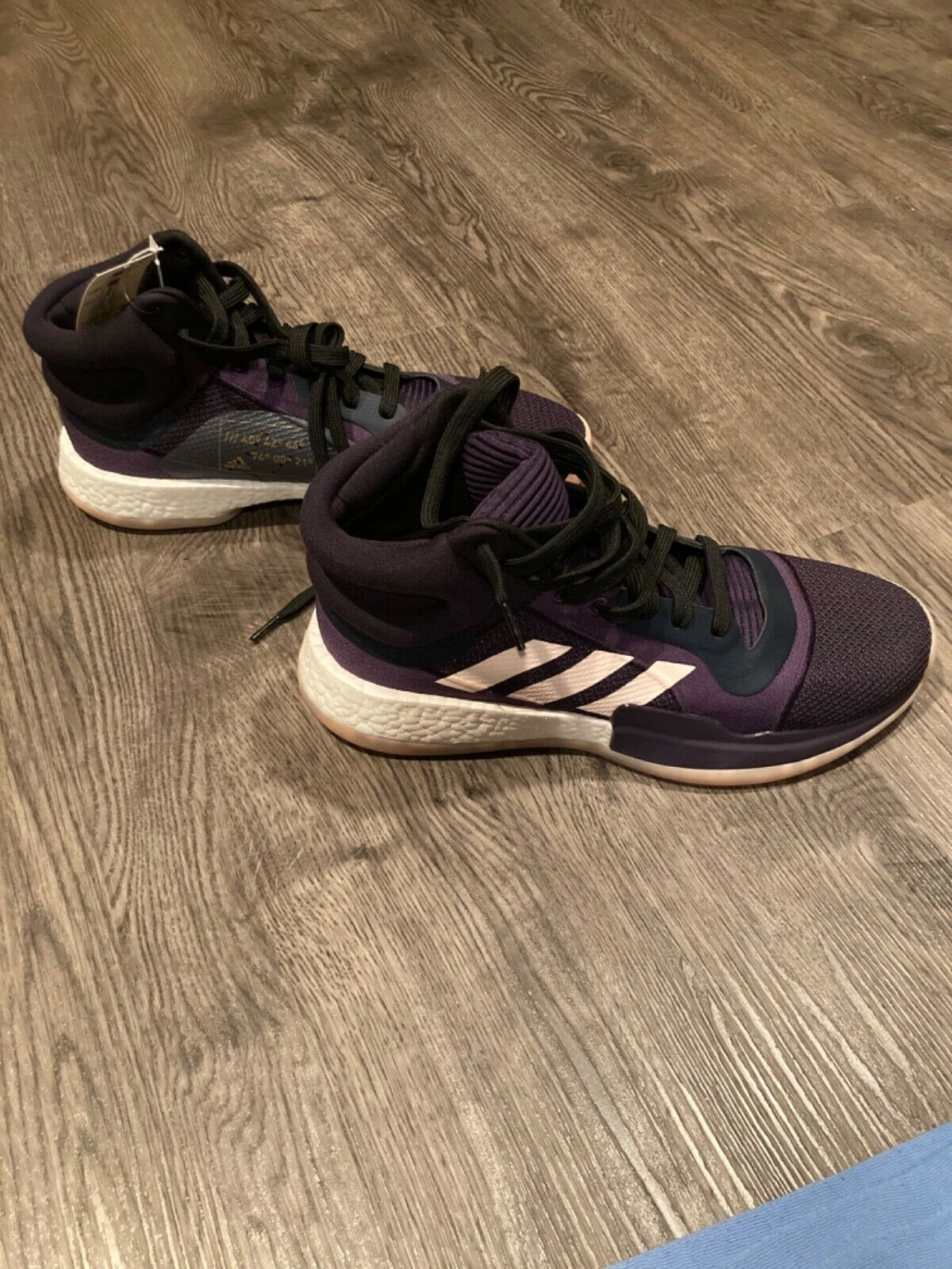 New Adidas Marquee Boost Basketball Sneakers G27739