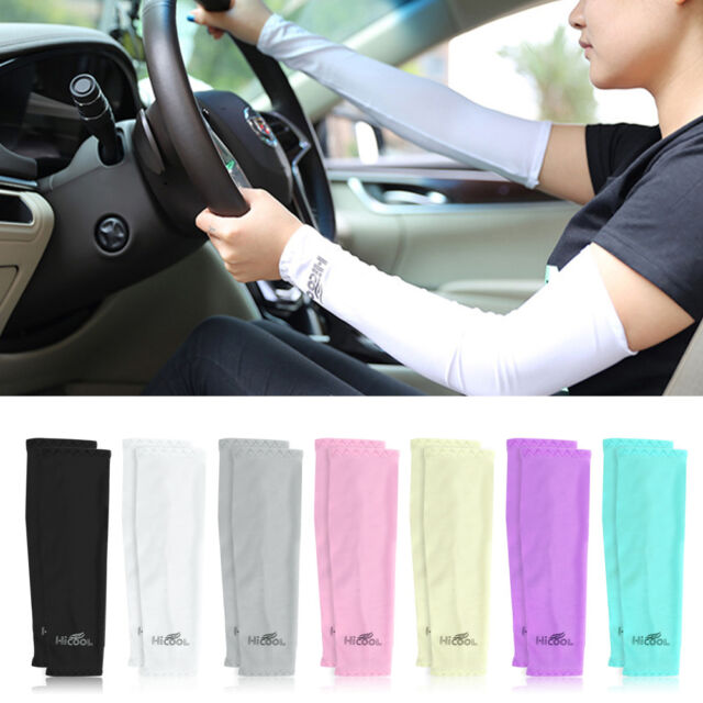 Arm Sleeve Sleeves Sport Cover UV Sun Protection Basketball Golf Cycle Bike