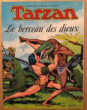 TARZAN - Le Berceau des Dieux (Russ Manning) - Sagédition - 1975 - NEUF