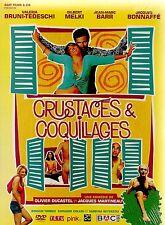 """DVD """"Crustacés et Coquillages """"  Olivier Ducastel    NEUF SOUS BLISTER"""