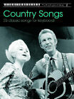Country Songs by Faber Music Ltd (Paperback, 2006)