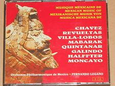 Orchestre Philharmonique De Mexico - Fernando Lozano - 2xCD BOX