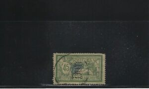 Perforé France N° 143 - Dun 106