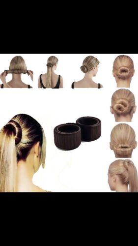 Joblot Of 30 Hair Snap Bun Maker
