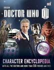 Doctor Who Character Encyclopedia by Dorling Kindersley Ltd (Hardback, 2015)