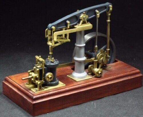 Materialbausatz Balancirmaschine Sophie Dampfmaschine
