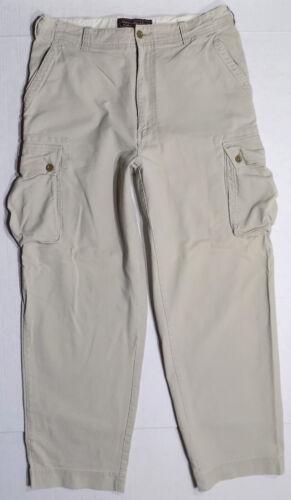 Vintage Abercrombie & Fitch Cargo Utility Pants M… - image 1