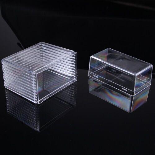 10 piezas Color Gradual Cuadrado Apaisado Filtro Caja Carcasa para Cokin Serie P