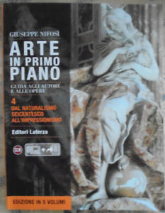 ARTE IN PRIMO PIANO VOL.4 - DAL NATURALISMO SEICENTESCO...- G.NIFOSI' - LATERZA