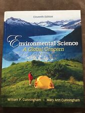 Environmental Science: A Global Concern 11th Edition