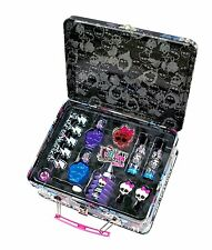 Monster High! Too Ghoul for School Cosmetic Lunchbox Tin Little Girl Makeup Set!