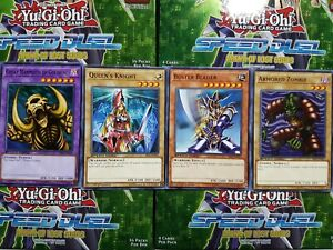 Yu-Gi-Oh-Speed-Duel-Arena-of-Lost-Souls-Common-YOU-PICK-FROM-LIST