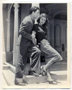 JEAN-PARKER-JOHN-BEAL-double-weight-movie-photo-1938-ARKANSAS-TRAVELER