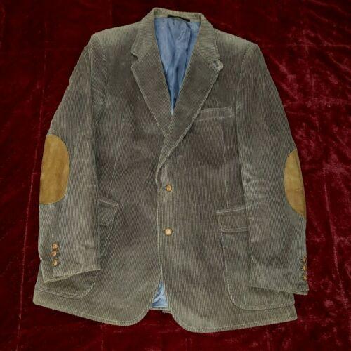KUPP KUPPENHEIMER Beige/Brown Corduroy Men Jacket