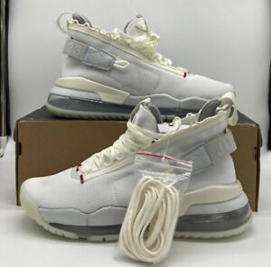 Nike Air Jordan Proto Max 720 SNS Sneakersnstuff White Red CT3444-001 Mens Size