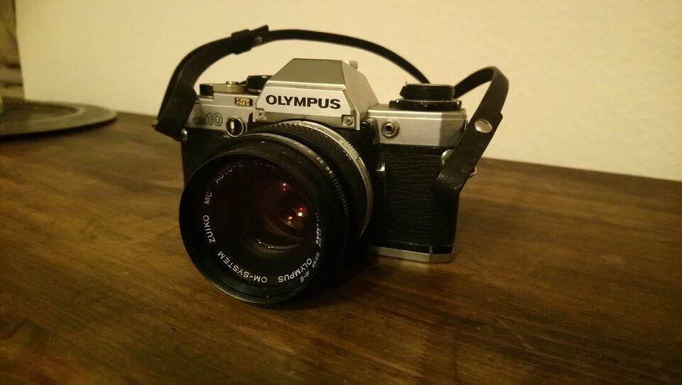 Olympus, Om10 , spejlrefleks