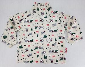 Vintage-OshKosh-B-039-Gosh-Baby-Boys-Long-Sleeve-Turtle-Neck-Shirt-Snow-Patrol-2t