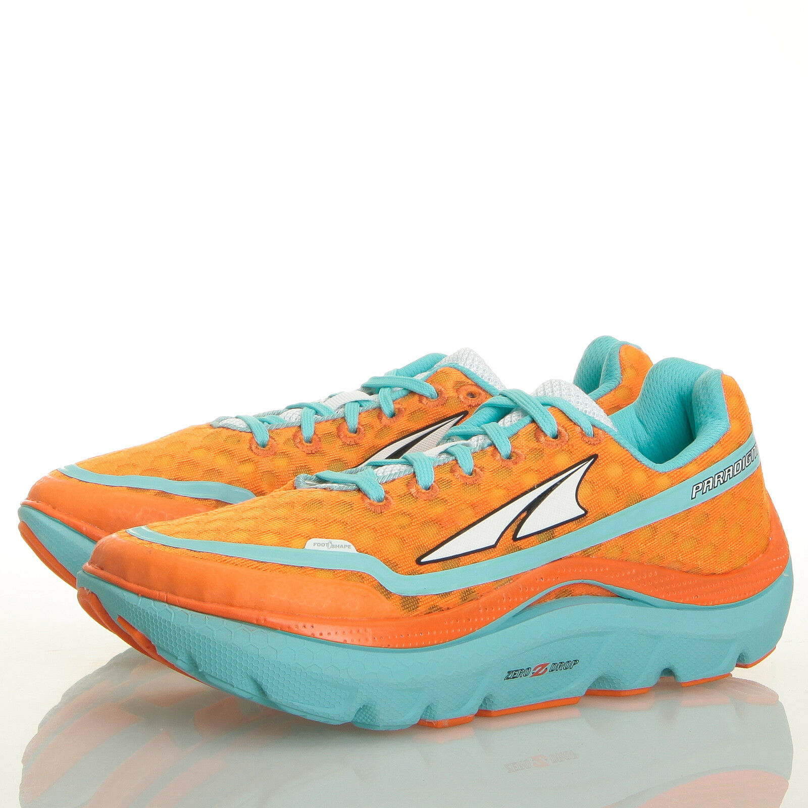 Altra paradigma de caída cero 1.5 Naranja Mandarina Zapatillas Para Para Para Correr-Para Mujer 5.5 31ea02