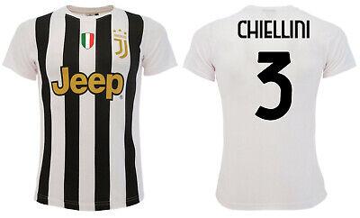Maglia Chiellini Juventus 2021 Juve ufficiale Home Capitano Giorgio 3 Bianconera | eBay