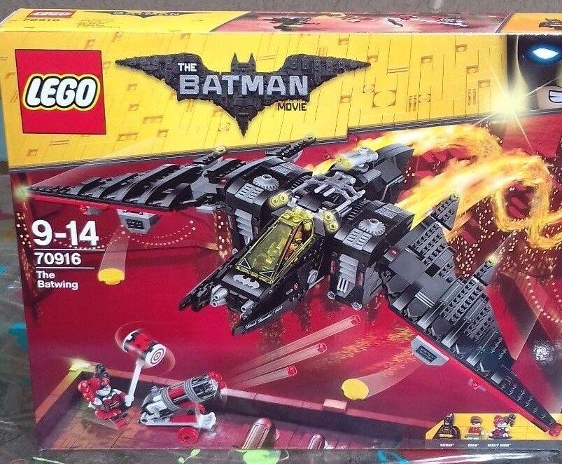 LEGO 70916-BATMAN- BATWING MAGNIFIQUE NEUF SCELLE   QUE DU BONHEUR