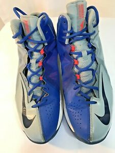 Nike-Mens-Air-Max-Stutter-Step-2-Basketball-Shoes-653455-008-US-SZ-11-Grey-Blue