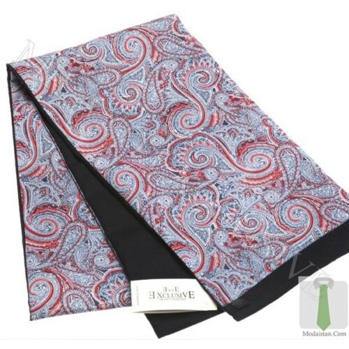 BLUE CASHMERE /& SILK ITALIAN DESIGNER DOUBLE SIDED SCARF Various Patterns