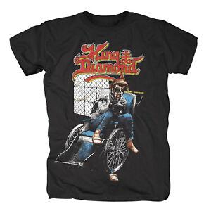KING-DIAMOND-Wheelchair-T-Shirt