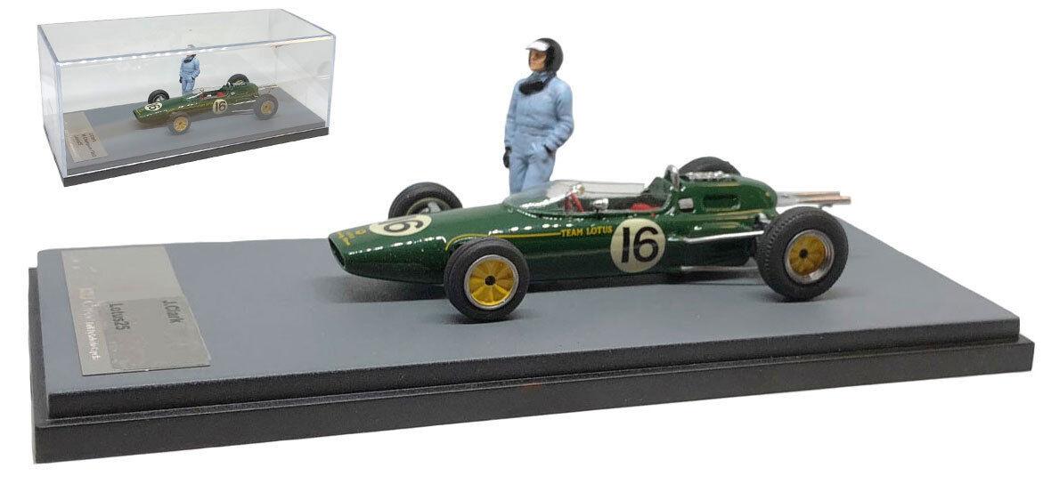 SMTS RL19 LOTUS 25 R1  16 BELGIAN GP  1st GP WIN' 1962-JIM CLARK échelle 1 43