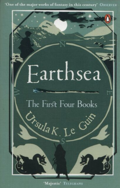 Earthsea: The First Four Books by Ursula K. Le Guin (Paperback, 1993)