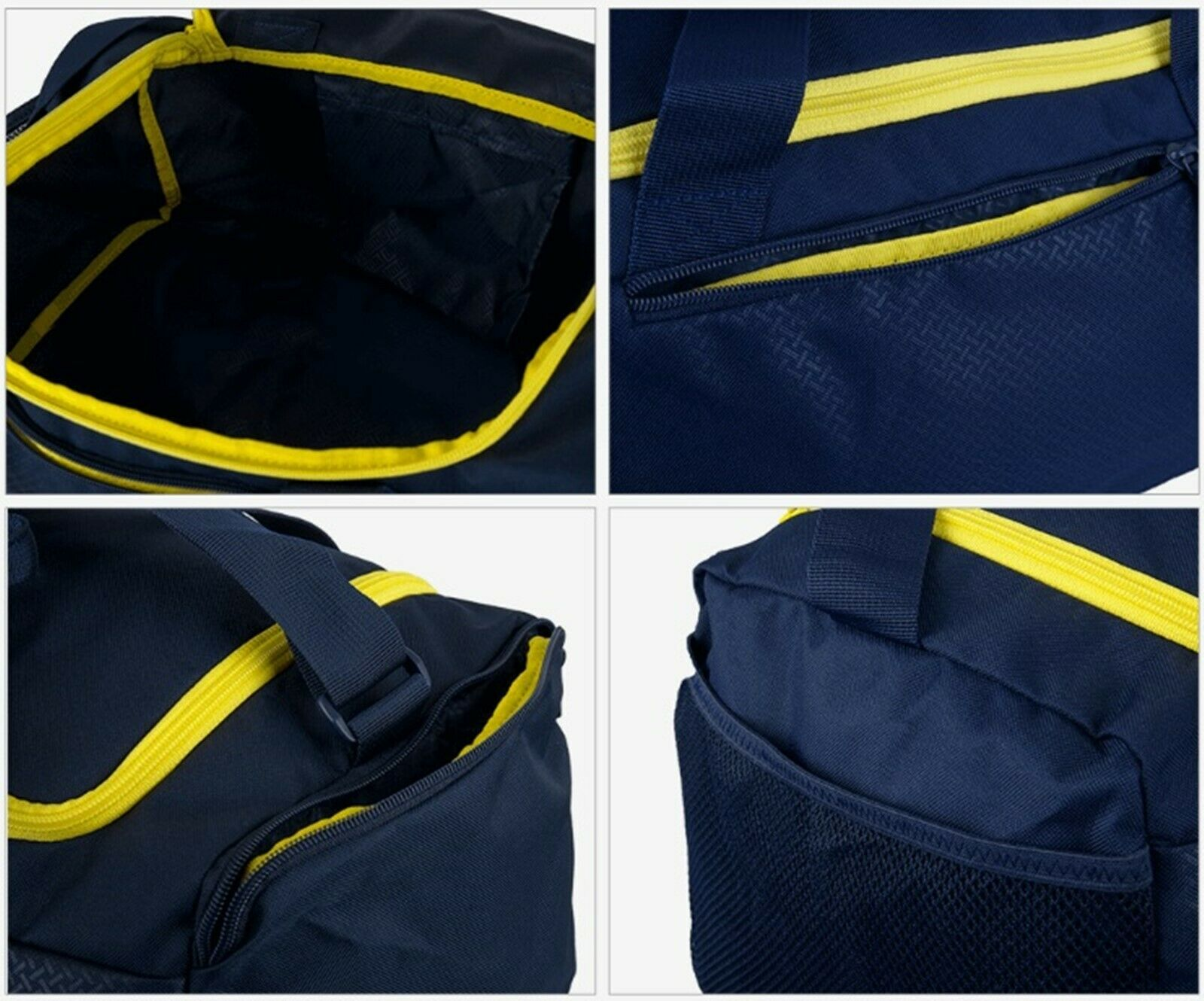 7ddf842c1 Puma Fundamental Small Training Duffel Bags Running Navy GYM Bag Sacks  07552706 | eBay