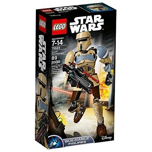 LEGO Star Wars Scarif Stormtrooper 75523 Star Wars Buildable Figure Toy