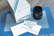 Carl Zeiss 80mm f2.8 Planar CFE for Hasselblad V, MINT in Box w all papers.